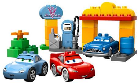Детская игрушка Lego Duplo Cars Кафе Фло (5815)