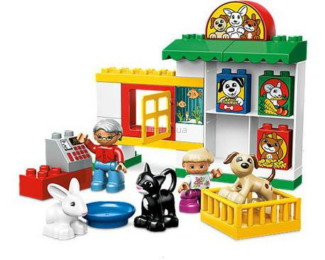 Детская игрушка Lego Duplo Зоомагазин (5656)