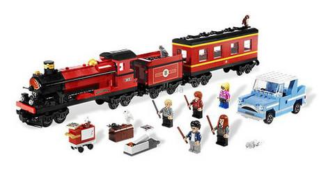 Детская игрушка Lego Harry Potter Хогвардс Экспресс (4841)