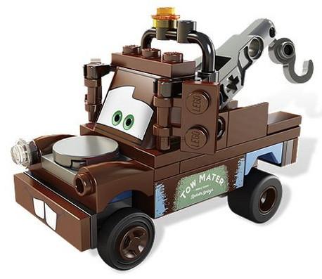 Детская игрушка Lego Cars 2 Классический Мэтр (8201)