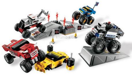 Детская игрушка Lego Racers Маленький монстр (8182)
