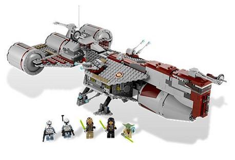 Детская игрушка Lego Star Wars Республиканский фрегат (7964)