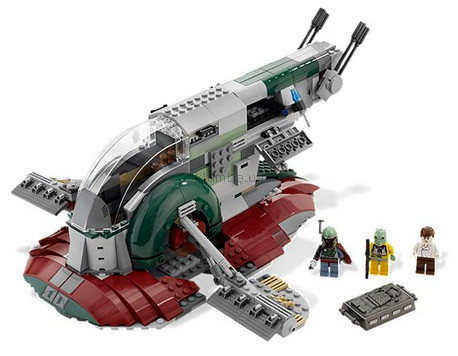 Детская игрушка Lego Star Wars Slave I  (8097)