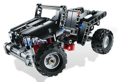 Детская игрушка Lego Technic Внедорожник (8066)