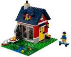 Детская игрушка Lego Creator Маленький коттедж (31009)