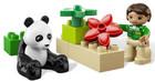 Детская игрушка Lego Duplo Zoo Панда (6173)