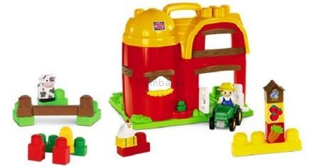 Детская игрушка MEGA Bloks Ферма