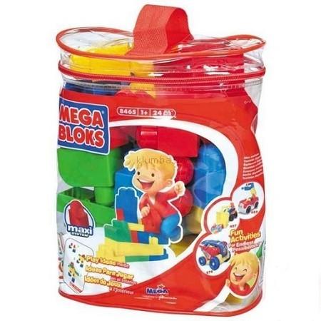Детская игрушка MEGA Bloks Пакет маленький, основной