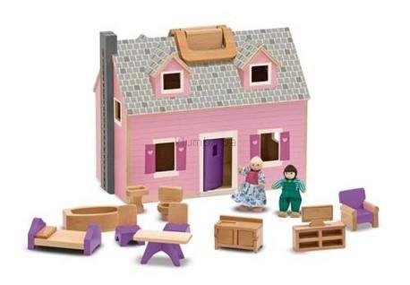 Детская игрушка Melissa&Doug Кукольный домик