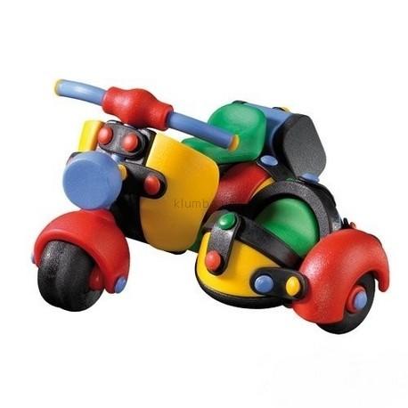 Детская игрушка Mic-O-Mic Скутер с коляской