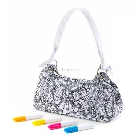 Детская игрушка Moxie 3D-дизайн, сумка  с маркерами и 3D-очками