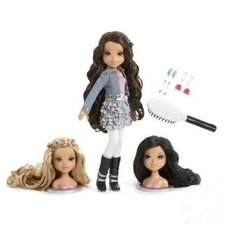 Детская игрушка Moxie Чудесные волосы,  Софина, Маунти, Эмбли