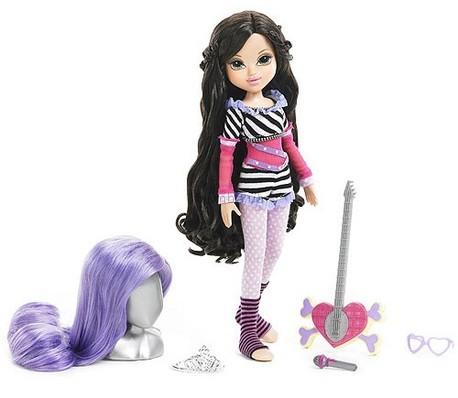 Детская игрушка Moxie Пижамная вечеринка, Лекса
