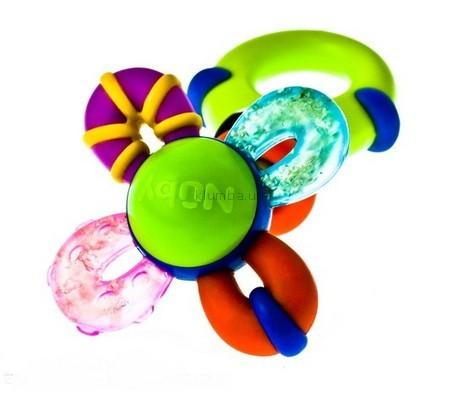 Детская игрушка Nuby Грызунок Coolbite