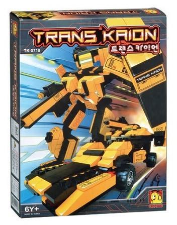 Детская игрушка Oxford Трансформер-крион