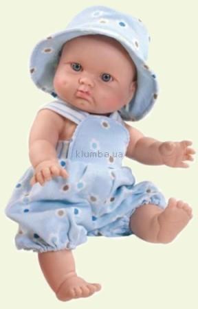 Детская игрушка Paola Reina Малыш европеец в голубом