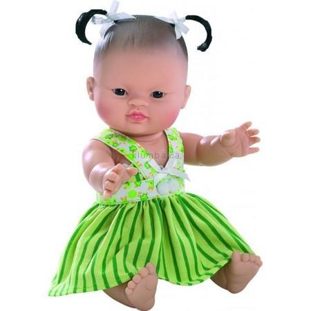Детская игрушка Paola Reina Малышка азиатка