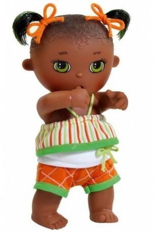Детская игрушка Paola Reina Мулатка сосущая палец