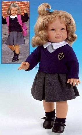 Детская игрушка Paola Reina Принцесса Леонора в школьной форме