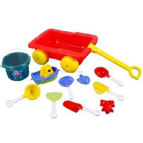 Детская игрушка Pilsan Песочный набор