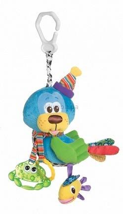Детская игрушка Playgro Подвеска Мой первый дружок Тюлень