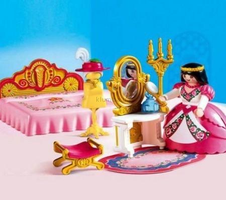 Детская игрушка Playmobil Королевская спальня