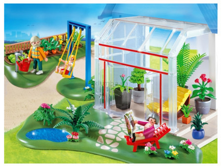 Детская игрушка Playmobil Оранжерея