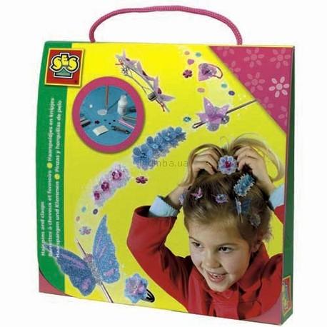 Детская игрушка Ses Набор для изготовления заколок