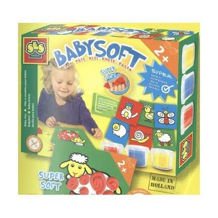 Детская игрушка Ses Набор для занятий лепкой