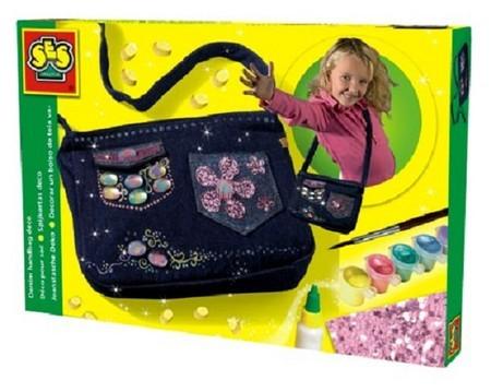 Детская игрушка Ses Набор для изготовления модной сумочки