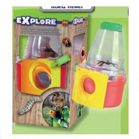 Детская игрушка Ses Прибор для изучения насекомых  Исследователь