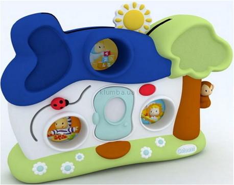 Детская игрушка Smoby Cotoons Домик-ночник подвеска на кроватку