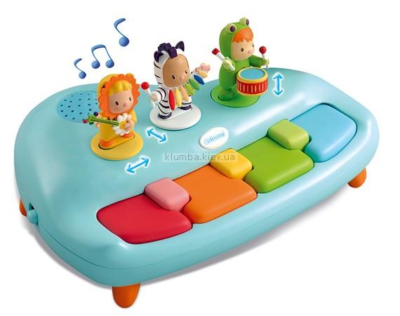 Детская игрушка Smoby Музыкальное пианино Cotoons