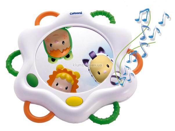 Детская игрушка Smoby Зеркальце-погремушка