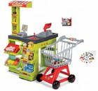 Детская игрушка Smoby Супермаркет с тележкой и аксессуарами (24189)