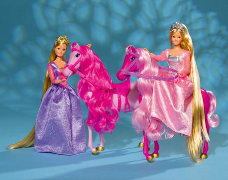 Детская игрушка Steffi Love Штеффи Принцесса с конем