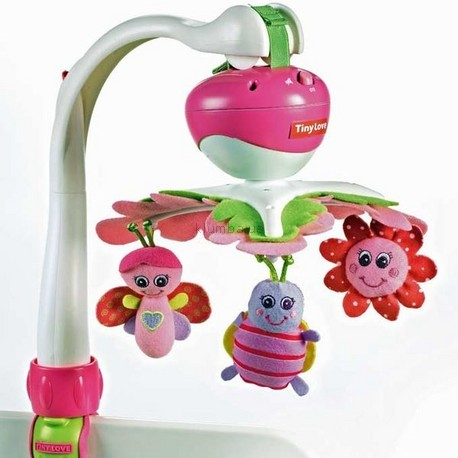 Детская игрушка Tiny Love Маленькая принцесса 3 в 1