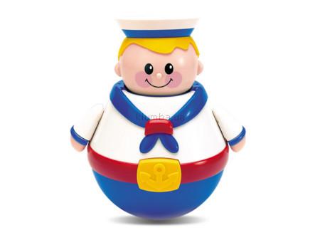 Детская игрушка Tolo Неваляшка Моряк