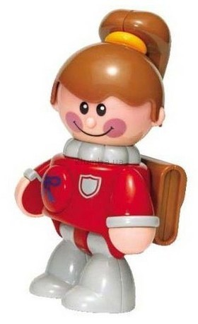 Детская игрушка Tolo Первые друзья, Школьница