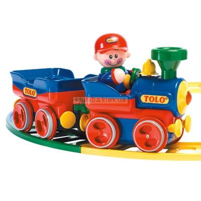 Детская игрушка Tolo Первые друзья, Поезд
