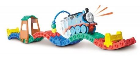 Детская игрушка Tomy Железная дорога-кольцо с Томасом