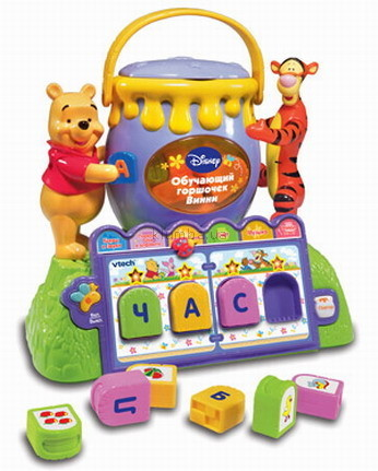 Детская игрушка VTech Горшочек Винни