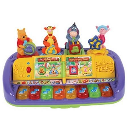 Детская игрушка VTech Музыкальное пианино Винни