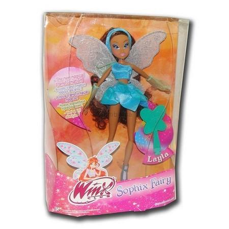 Детская игрушка WinX  Лейла/Аиша-Софикс, Магия полета