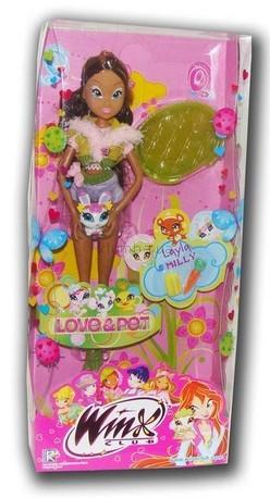 Детская игрушка WinX  Лейла, Домашние любимцы