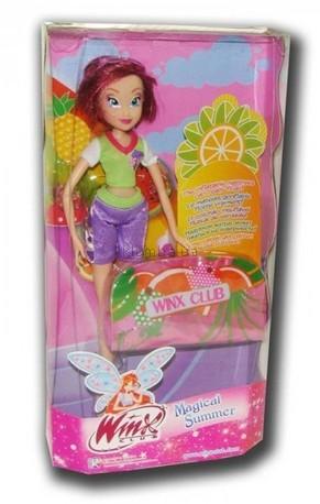 Детская игрушка WinX  Текна, Фруктовая вечеринка