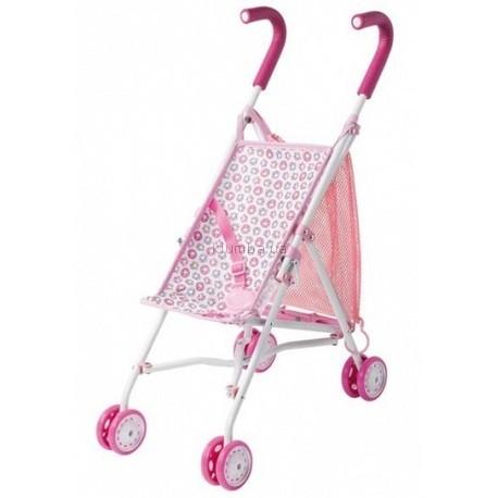 Детская игрушка Zapf Creation Коляска для куклы прогулочная, складная Беби Аннабель (Baby Anabell)