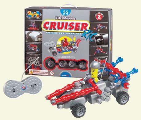 Детская игрушка Zoob Mobile Cruiser