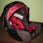 Автокресло Graco Logico S (0+) с БАЗОЙ - безопасно и удобно для ребенка