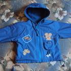 Продам отличную курточку б/у весна - осень с 9 мес до 2,2 года (очень хорошо стираеться и не линяет)